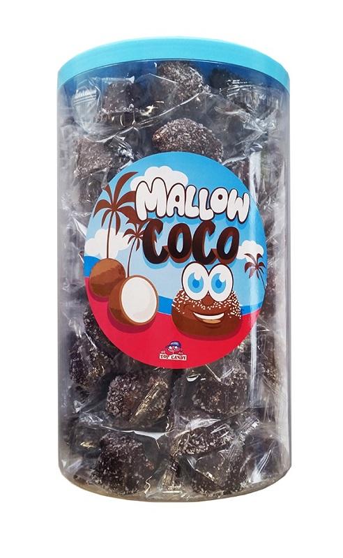 Mallow coco jar